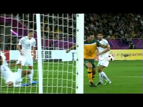 AFC Asian Cup 2011 M30 Uzbekistan vs Australia