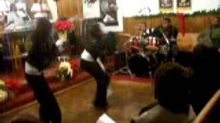 """Be Blessed"" by Paul Morton ( ""Gifted Angels"")  praise dancers"