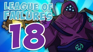 League of Failures #18 thumbnail