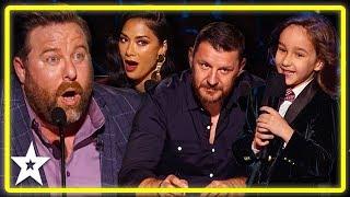 Comedian ROASTS Judges Gets GOLDEN BUZZER on Australia's Got Talent 2019 | Kids Got Talent