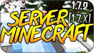 Server Minecraft 1.7.2 - No Premium ¡MUCHAS MODALIDADES! | Skywars, Survival, HUNGER GAMES