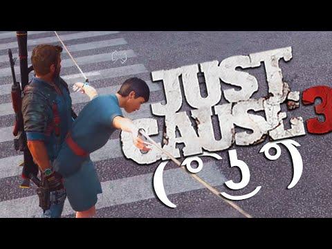 Just Cause 3 - Que Safadeza é Essa? |