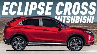 Лучший Из Рода Mitsubishi/Mitsubishi Eclipse Cross 2018/Большой Тест Драйв