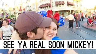 see ya real soon mickey   feb march wdw vlogs   disney at heart