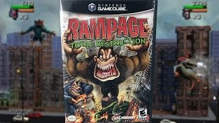 Rampage: Total Destruction (Gamecube) Mike & Bootsy