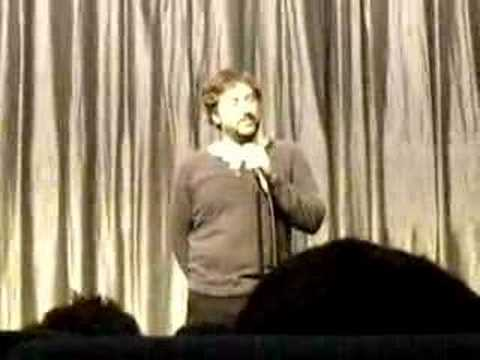 harmony korine at the ifc center premiere of mister lonely