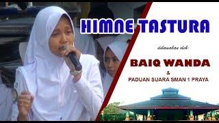 Suara Merdu Siswi SMAN 1 Praya Menyanyikan Hymne Tastura