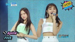 [HOT] Apink - FIVE, 에이핑크 - 파이브 Show Music core 20170708