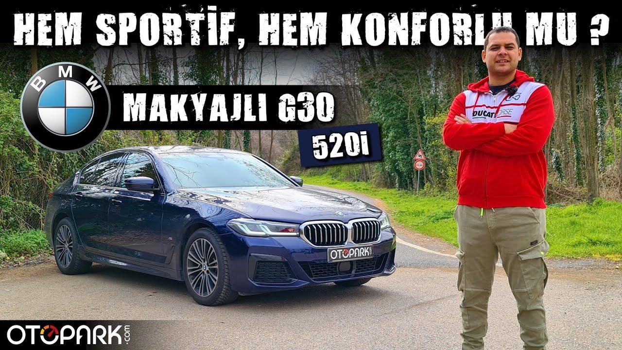 BMW 520i G30 LCI | Test Sürüşü | OTOPARK.com