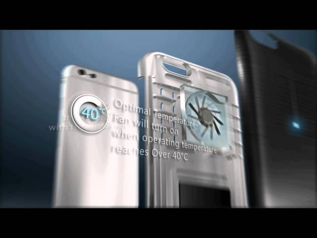 promo code 3d5cf 900d8 Iphone Case With Cooling Fan