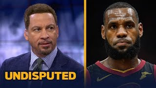 Chris Broussard on LeBron