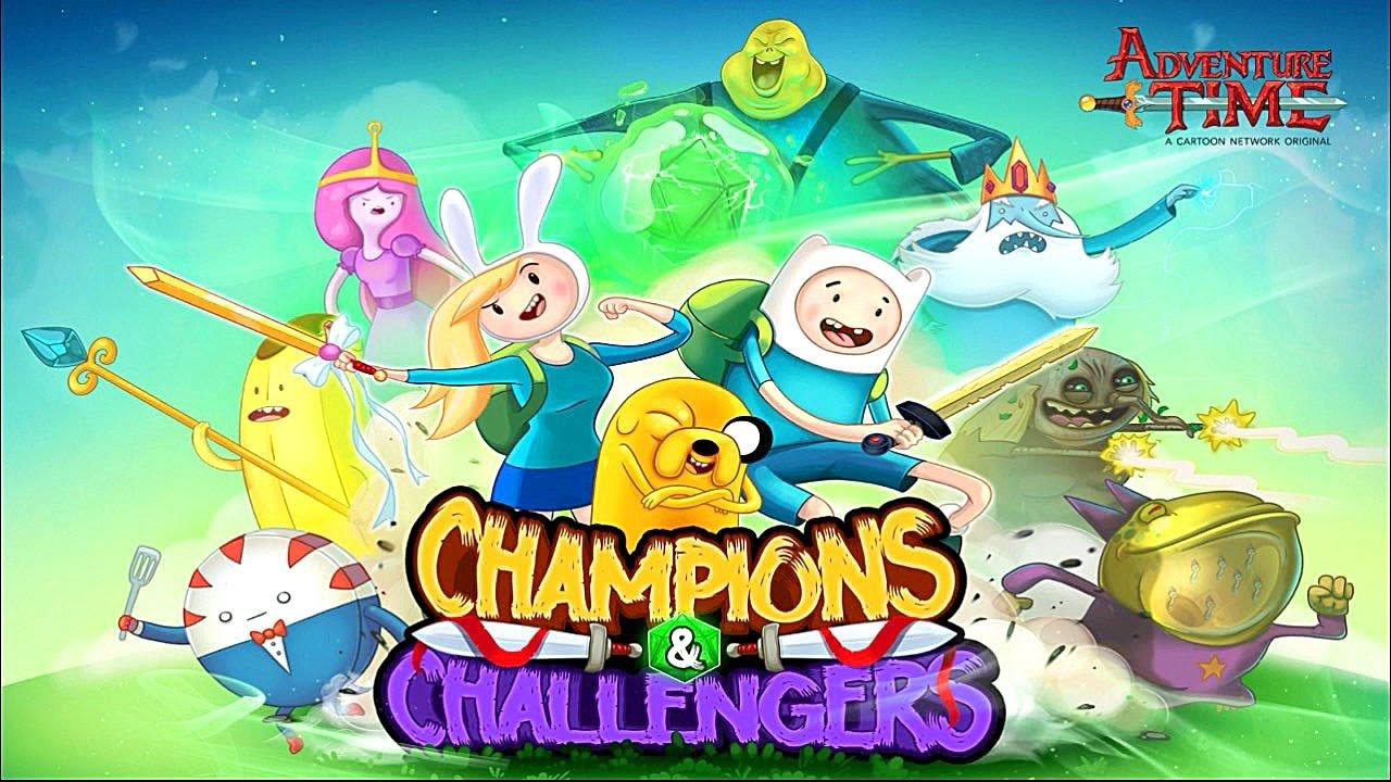 Resultado de imagem para Champions and Challengers