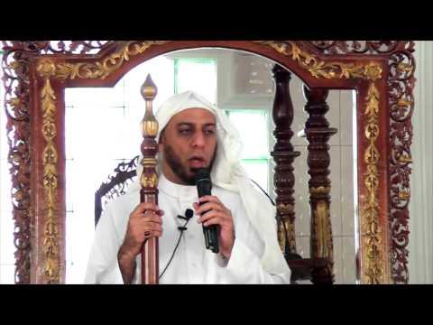 ceramah Jum'at Sheikh ALi Jaber