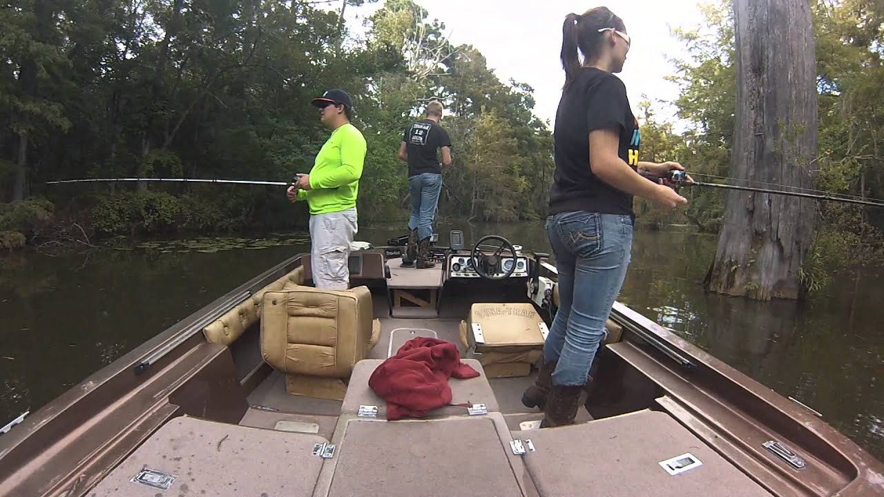 Gopro fishing trip lake houston 7 youtube for Lake houston fishing report