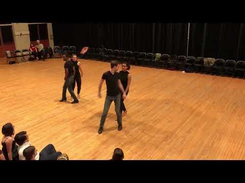 Crazy - FNDP #@9 | Bachata | Choreography by Allia Siler