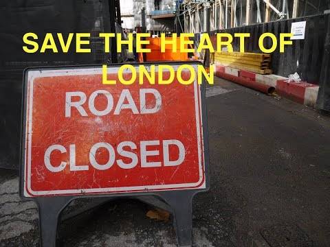 Save the Heart of London - the destruction of St. Giles