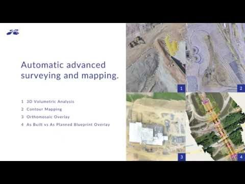 What drone mapping has to offer each department of an industrial company?
