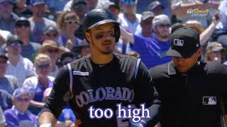 Gambar cover The Rockies Hit Bryant & Rizzo, Cubs hit Arenado, Javy Goes Deep, A breakdown