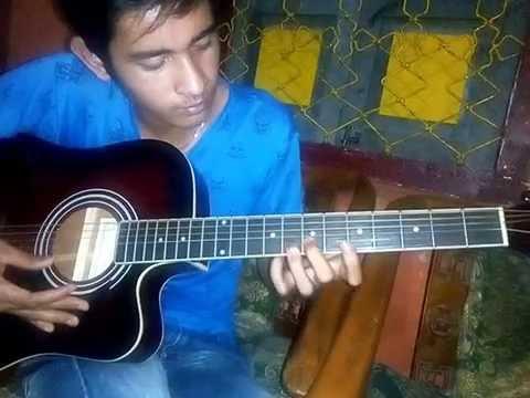 Melodi Gitar Kandas - Evie Tamala