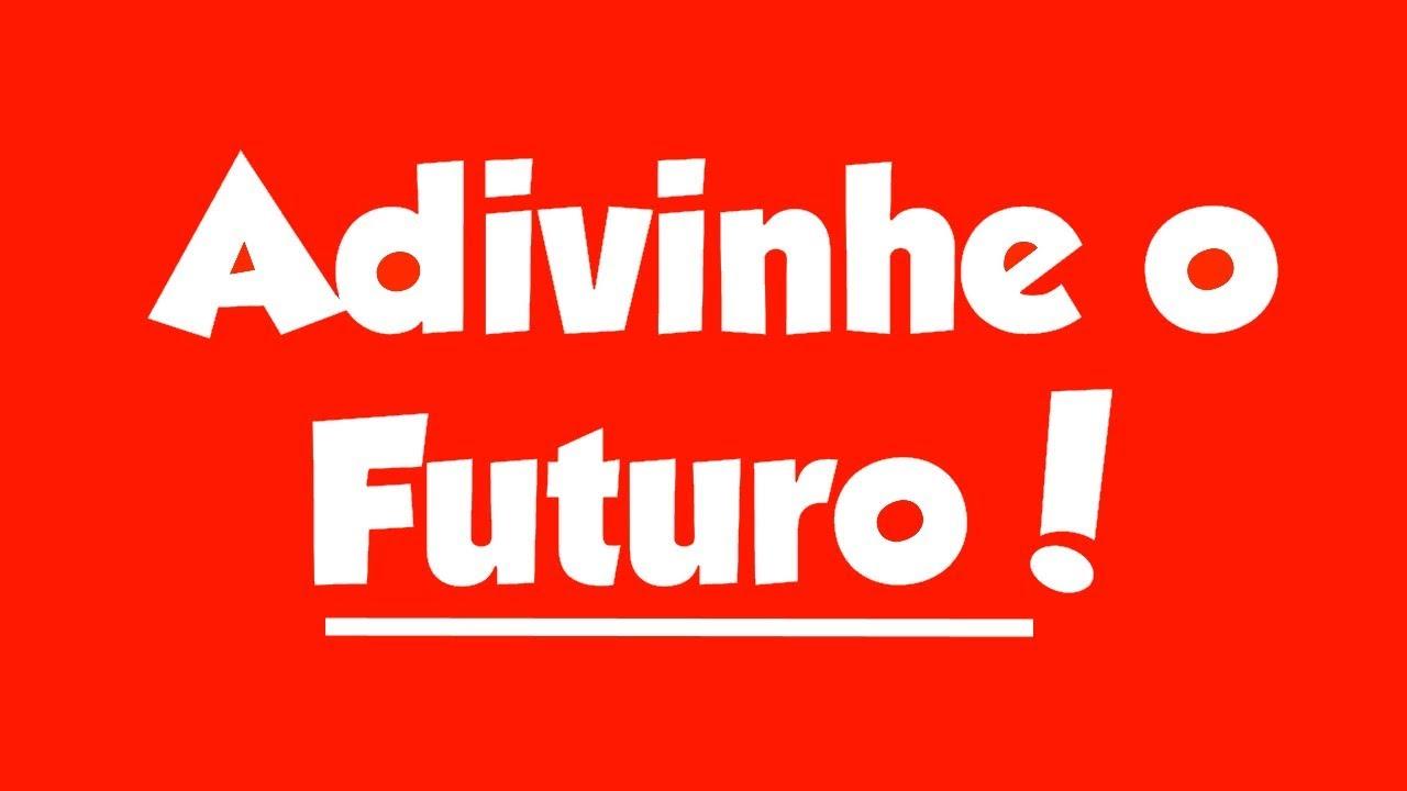 O QUE VAI ACONTECER NO FUTURO? FAÇA O DESAFIO DO FUTURO! 🔴 Desafio Quiz