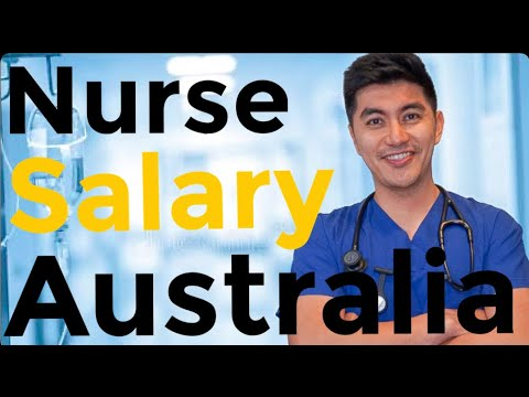 HOW MUCH Do REGISTERED NURSES EARN In AUSTRALIA