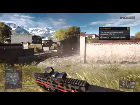 Battlefield 4 Team Death match What The Fuck''