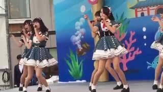 2016年10月8日(土)、AKB48 Team8 青森イベントでの「ファースト・ラビ...