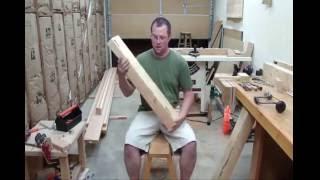 Episode #5 Nicholson Work Bench Part 1