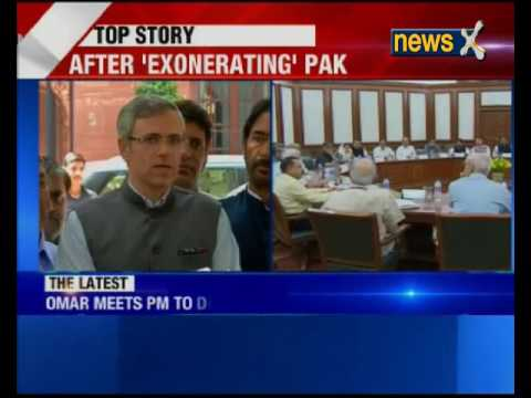 Kashmir Unrest: Omar Abdullah addresses media about their meeting with PM Narendra Modi