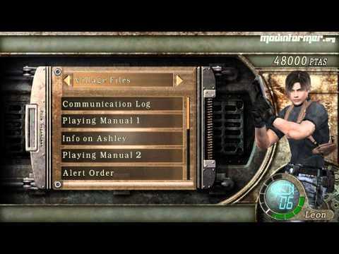 Resident Evil 4 - Enhanced Graphics - 1-3