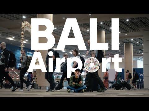KELAS DUNIA!! REVIEW BALI AIRPORT! | IMF WORLD BANK BALI 2018