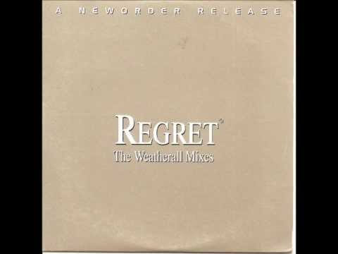 New Order - Regret (Sabres slow'n'lo) The Weatherall Mixes