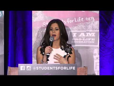 The 2016 West Coast Students For Life Conference - Born To Win!