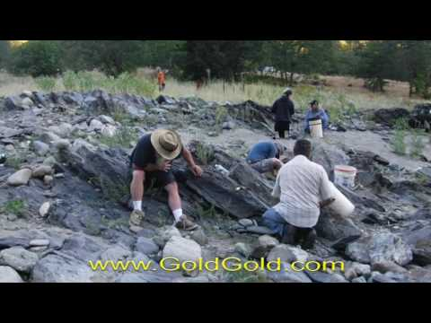 Group Gold Mining Projects 2017 - Getting the work done
