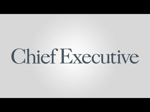 Chief Executive Group Overview
