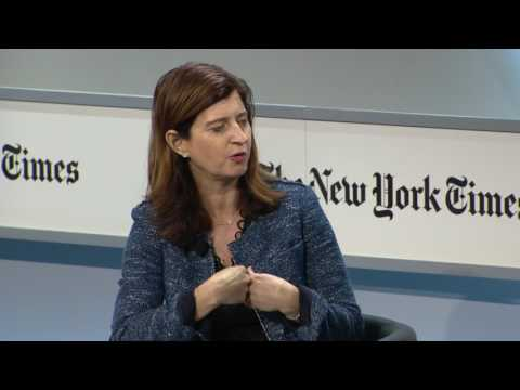 The New York Times Higher Ed Leaders Forum: A Conversation with Lawrence H. Summers
