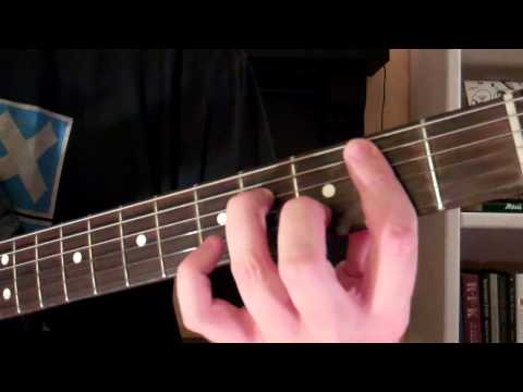 How To Play the Bm7 Chord On Guitar (B Minor 7) - YouTube