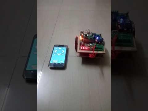 Skyfi lab online course - Bluetooth robotics -V.JAIPRABA