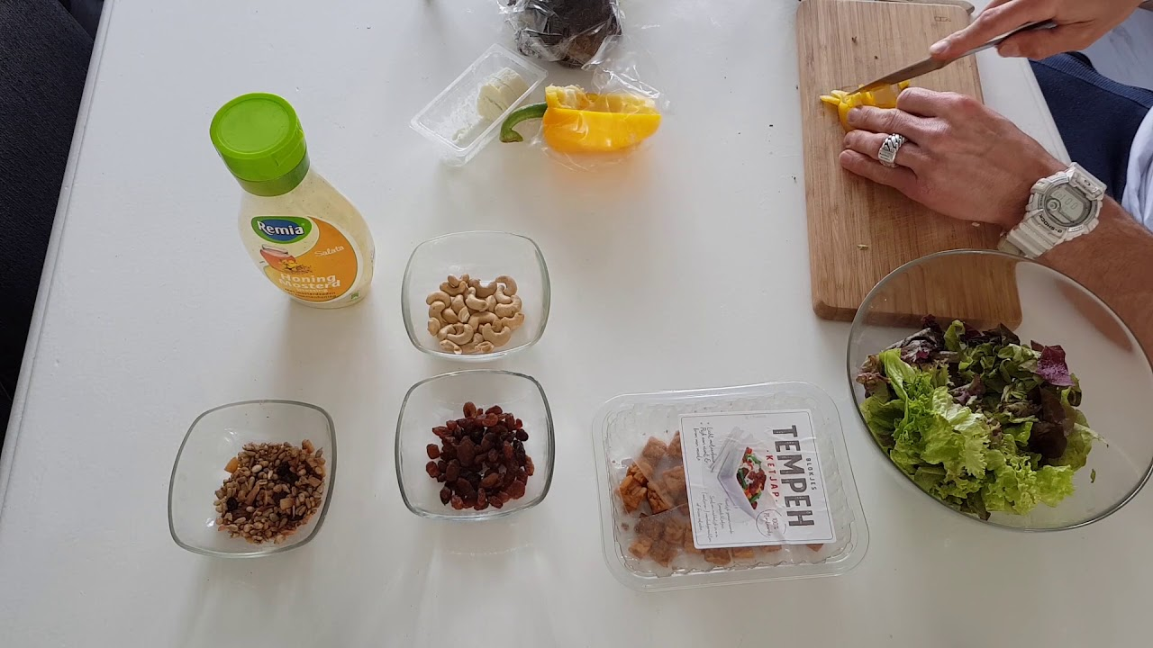 lekkere simpele lunch