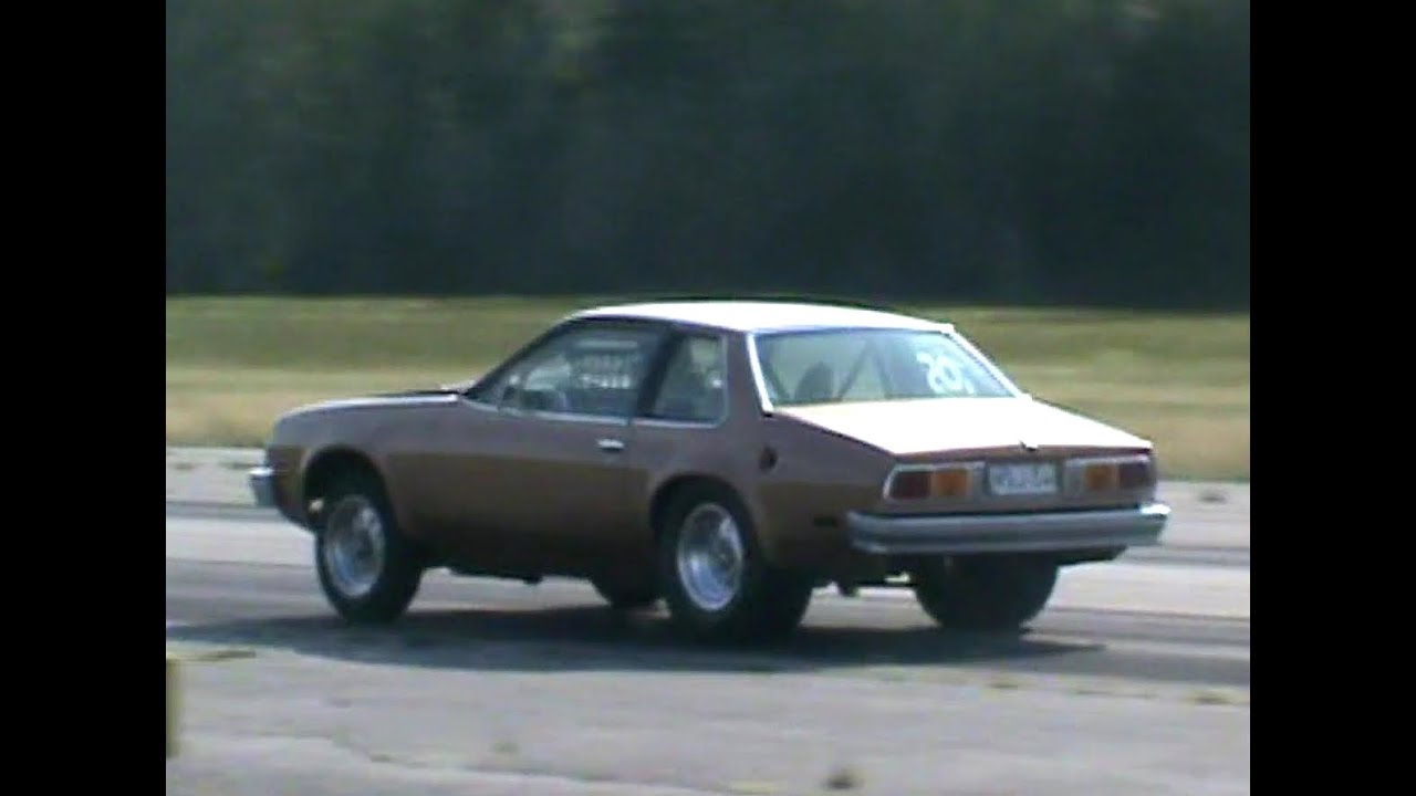 All Chevy 1976 chevrolet monza : Chevrolet Monza At Vesivehmaa Drags 2016 - YouTube