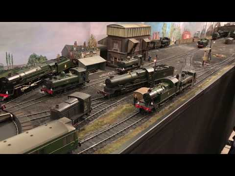 Binfield O Gauge Model Rail Show and Exhibition - 29th October 2017 by Hurley O Gauge MRC