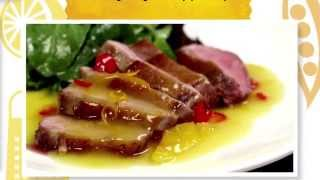How To Make A Tasty Tangy Sauce To Accompany Duck Dishes