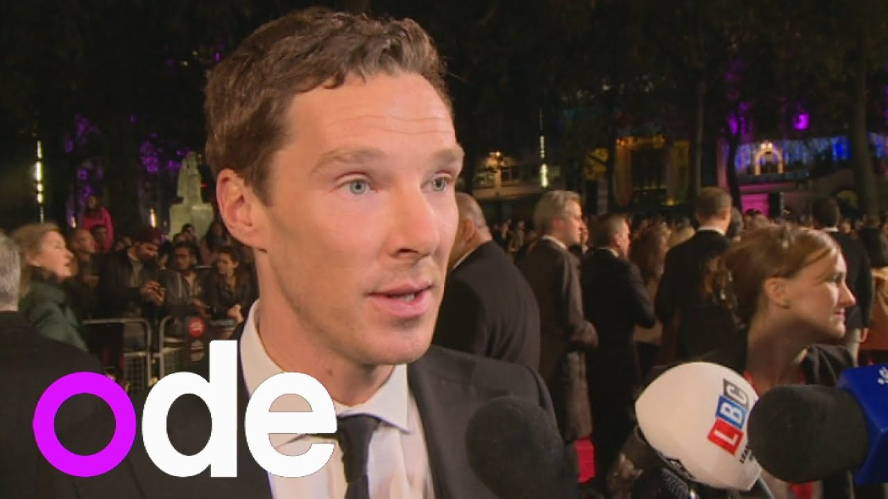 Benedict Cumberbatch interview: Why Benedict is a good secret keeper - The Imitation Game