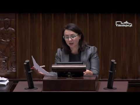 Kamila Gasiuk Pihowicz – wystąpienie z 8 grudnia 2017 r.