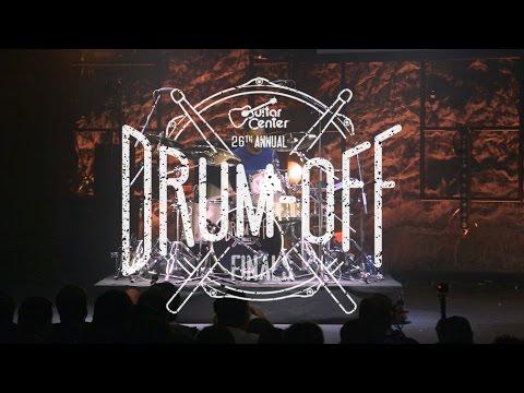 Jharis Yokley - Guitar Center 2014 Drum-Off Finalist