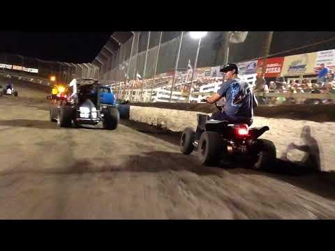Push Truck Macon Speedway 8/19/17
