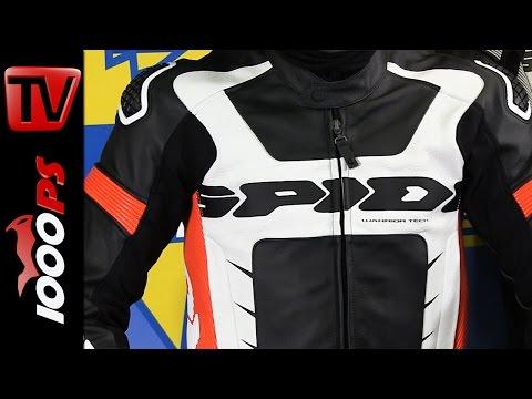 Spidi Warrior Pro Leather Jacket 2015 - Spätzünder München