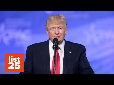 25 DARKEST Donald Trump Secrets You Should Know