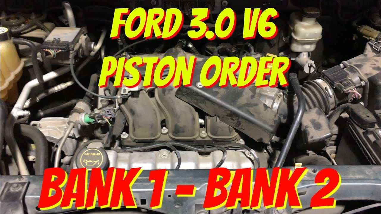 small resolution of ford 3 0 piston order ford escape