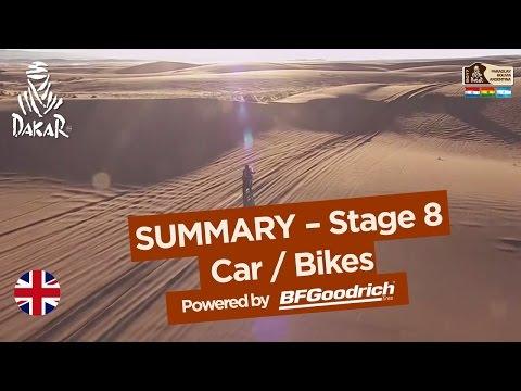 Dakar 2017 - odc 8